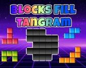 Танграм с блоками