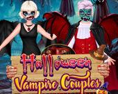 Вампирская Пара: Хэллоуин