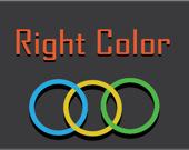 Правильный цвет