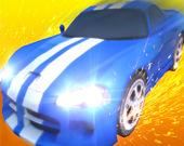 Дикая гонка 3D