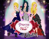 Принцесса года
