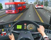 Водитель междугороднего автобуса 3D