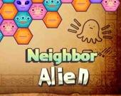 Сосед инопланетянин