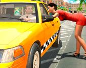 Симулятор сумасшедшего такси