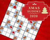 Рождество 2020 Судоку