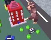 Хаос в городе