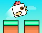 Прыгающий цыпленок