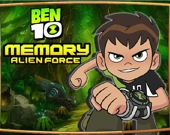 Бен-10 - Мемори с пришельцами