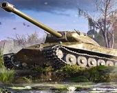 Война танков - стрелялка