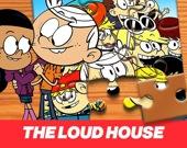 Мой шумный дом - Пазл