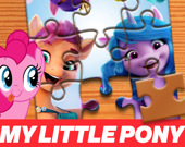 Пазл Мой Маленький Пони