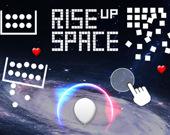 Вверх: в космосе