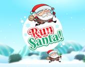 Беги Санта!