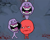 Троллфейс против зомби