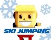 КОГАМА: Прыжки на лыжах