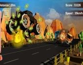Яростная Дорожная Игра: Автомобильные Гонки