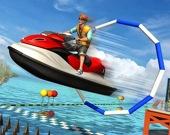 Супер реактивные трюки: Водные гонки на лодках 2020