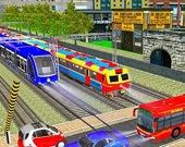 Железнодорожный переез