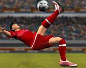 Футбол - Мастер велосипедного удара