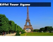 Эйфелева башня - Пазл