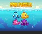 Головоломка с рыбками