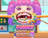 Веселая хирургия горла 2
