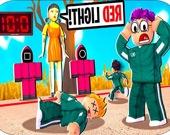 Игра в кальмара: вызов на битву 3D