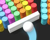 Цветной удар 3D