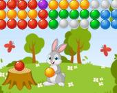 Стрелок по пузырям: Кролики