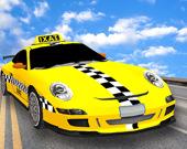 Симулятор городского такси 3Д