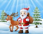 Рождественский Пазл