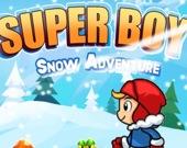 Супер-мальчик - Снежное приключение
