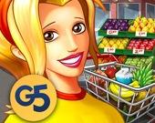 Покупки в супермаркете 2021