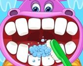 У дантиста: Уход за зубами