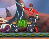 Могучие рейнджеры: космический рудокоп