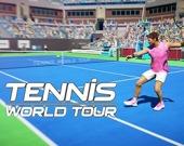 Мировой турнир по теннису