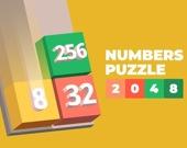 Числовая головоломка 2048