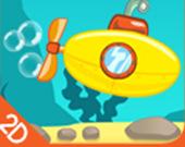 Счастливое погружение субмарины