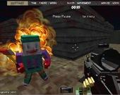 Апокалипсис с пиксельным оружием 6