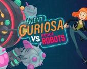 Агент Куриоса и роботы изгои.
