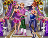 Организатор свадьбы для Барби