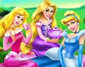 Принцесса: День Вне Дома