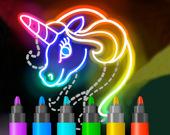 Научитесь рисовать светящийся мультфильм
