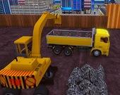 Строительство города 3D