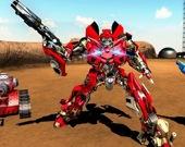 Битва роботов - Пазл