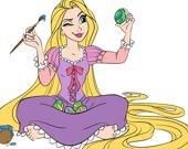 Пасхальные яйца от принцессы
