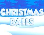 Рождественские шары HD