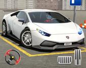 Вождение и парковка автомобиля
