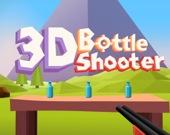 3D Стрелок по бутылкам