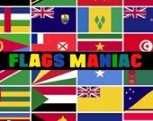 Флаги и маньяк